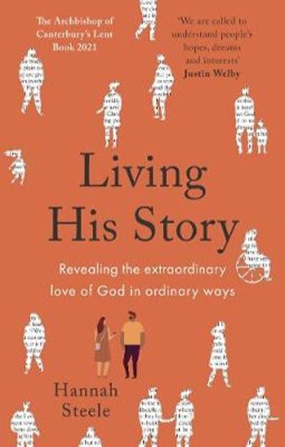 Book - Living his Story