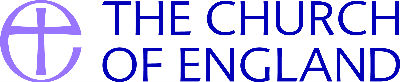 Church of England landscape logo