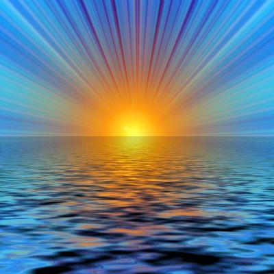 All souls sunset