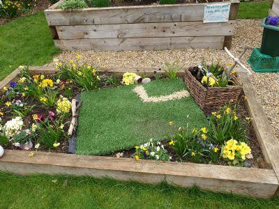 Easter Garden 2021
