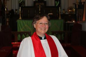 Image of Rev Dr Caroline Friswell