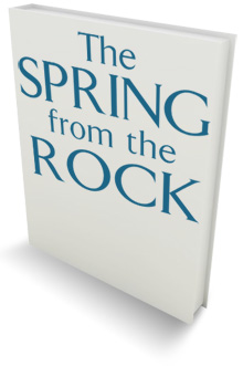 The Spring form the Rock