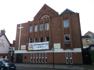 Trinity Methodist Church, Bury