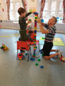 Fun with Lego Duplo