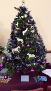 Ixworth Methodist Church Christmas Tree Festival