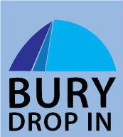 Bury Drop In New Logo