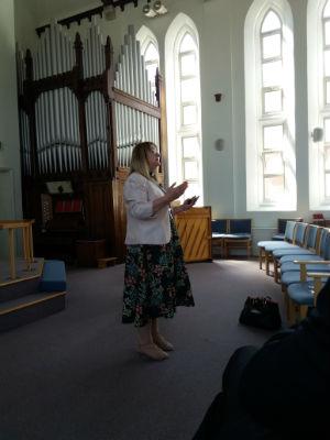 Rev Loraine Mellor at Trinity.jpg