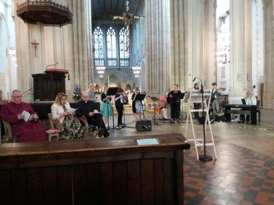District Celebration - St Edmundsbury Cathedral