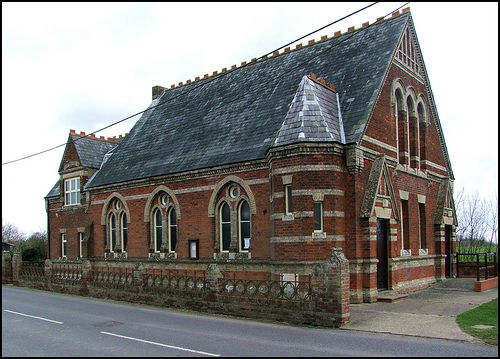 Cotton Methodist Church