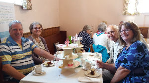 Afternoon Tea at Bradfield Methodist Church