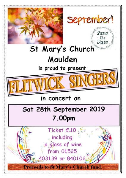 Flitwick Singers