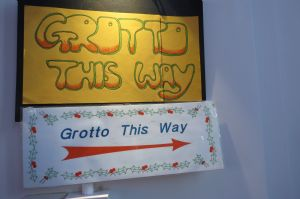 This Way to the Grotto