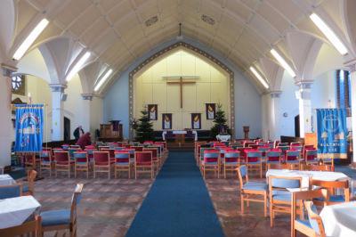 Church at Advent