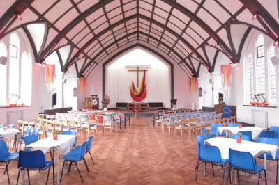 Refurbishment Complete - Pentecost 2018