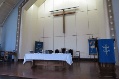 Communion Table 2017
