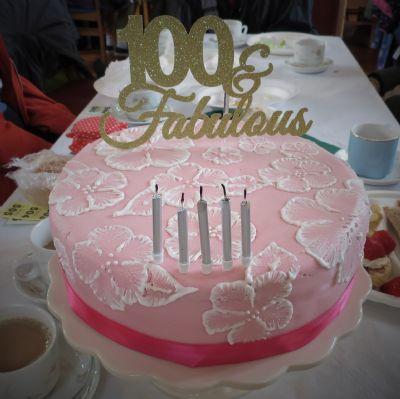 Pam's Celebration Cake