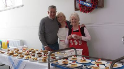 Our Refreshments Team