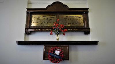 The War Memorials