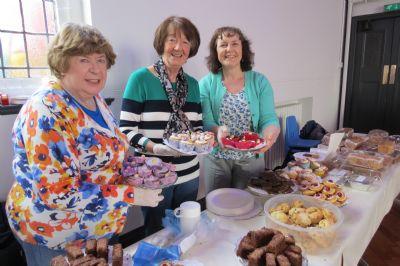 The Cakes Team