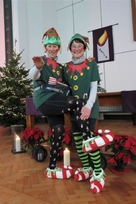 Santa's Grotto Elves