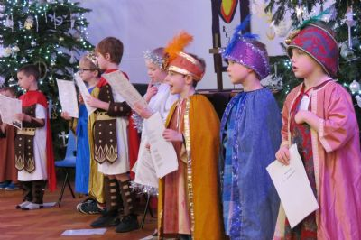 Eager Beavers at their Nativity