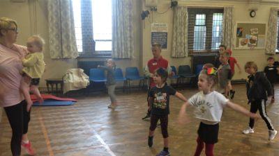 Dancercise! Let's Get Loose.