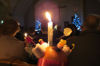 0h, Christingle, You Remind Us ...