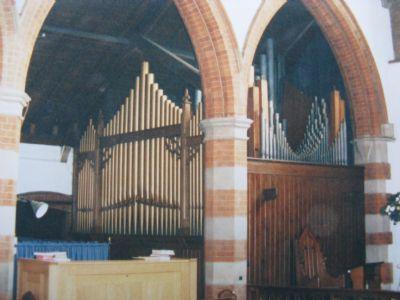 Former Pipe Organ
