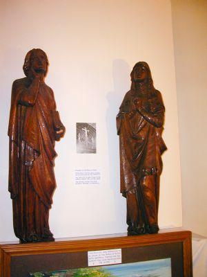 Wooden Figures