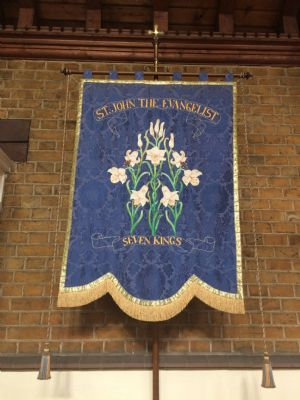 Lilies Banner