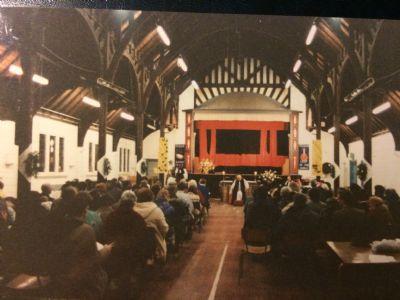 Former Large Hall