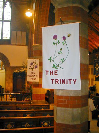 Trinity Banner