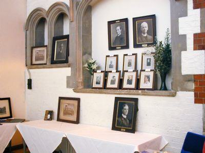 Past Vicars