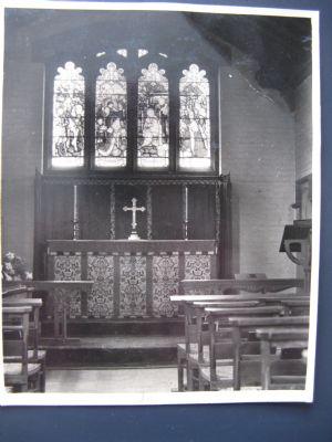 Lady Chapel BxW