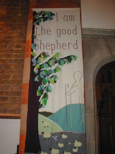 Banner Good Shepherd