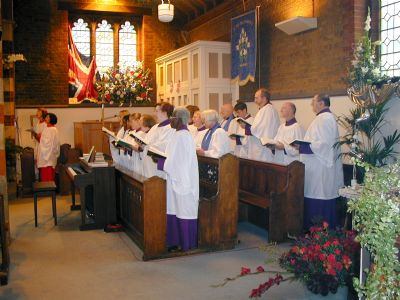 Choir Centenary
