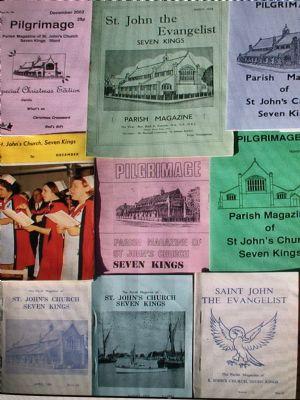 Church Magazines Old