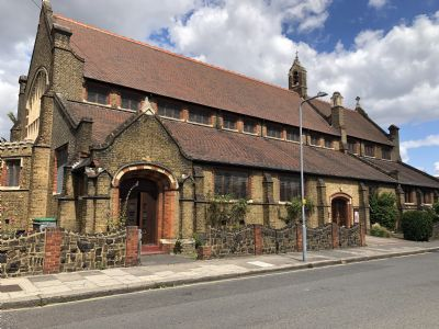 St John's Building Main Entrance