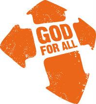 God for All logo