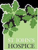 st. johns hospice logo