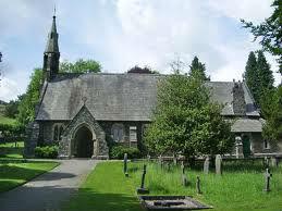 St, James' Church Staveley