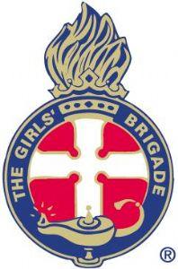 Girls Brigade Badge