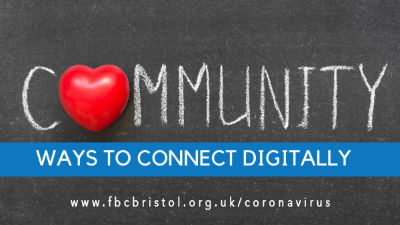 Covid connect digitally