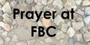 prayer headline