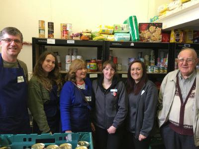 Foodbank Team