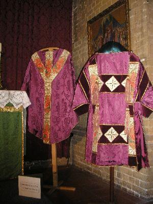 Purple High Mass Set