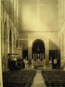 St Bartholomew's altar pre 1900