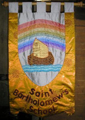 St Bartholomews School Banner