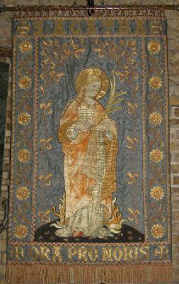 St Agathas Banner