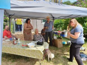 Parish events - BBQ Ventnor